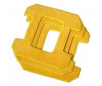 Чистящие салфетки HB 268 A02 (желтые) (3 шт. в упак)