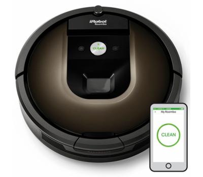 Робот-пылесоc iRobot Roomba 980